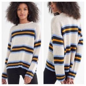 Urban Outfitters Bobby Boyfriend Striped Sweater